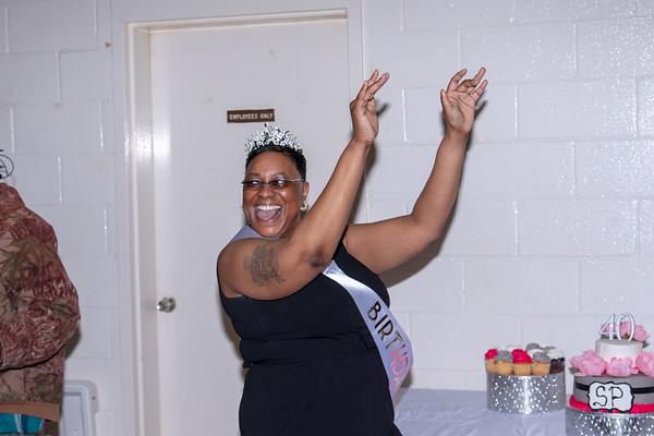 Keisha Birthday 2-8-20