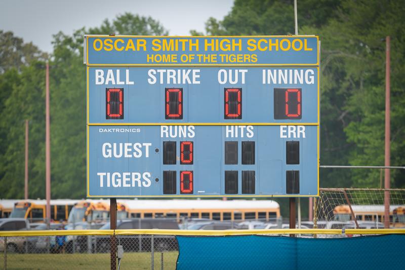 2021-05-04 Western Branch vs Oscar Smith Baseball