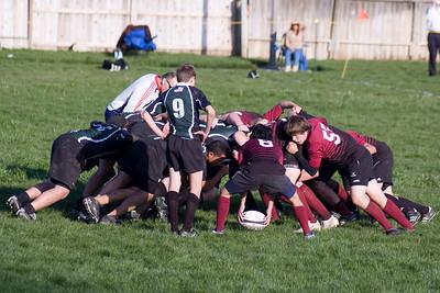 JV Rugby vs. Wolfpack