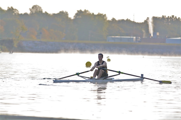 Head of the Des Moines Regatta 2012