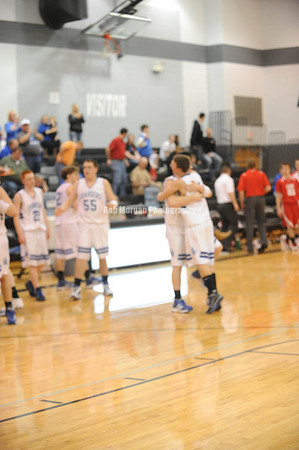 2009-2010 Sedan High School Basketball