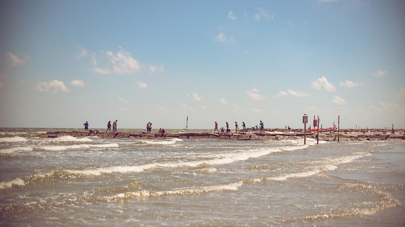 Galveston Groynes