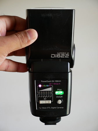 WTS Blackrapid RS DR-1 and Nissin Di622 Mark 2