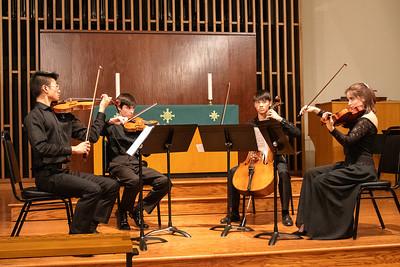 November 17 Chamber Music Concert