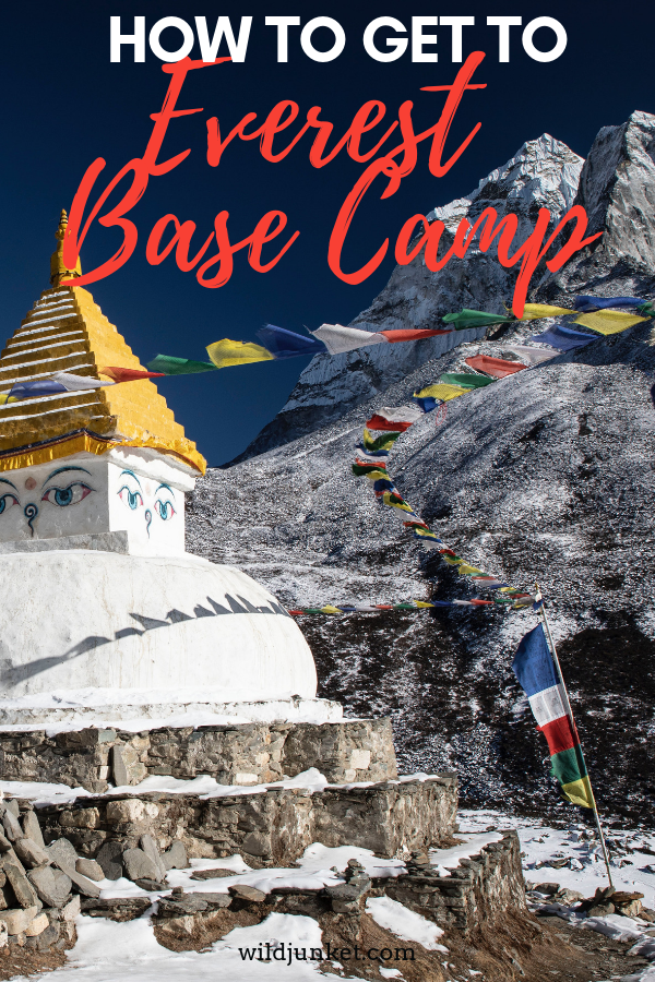 How to Get to Everest Base Camp