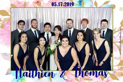 Haithien & Thomas' Wedding 5/17/19