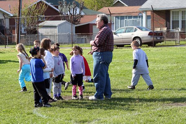 Riverside Soccer Practice - 4/17/07