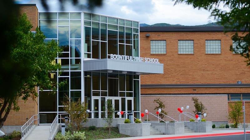 Remodeled Bountiful High School