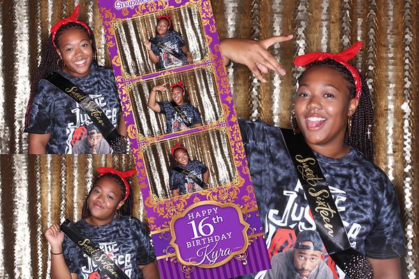 Kyra Sweet 16 Party