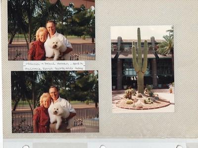 4-2-1993 Paul & Marcia Amen @ Scottsdale, AZ