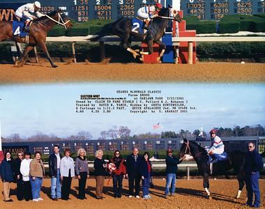 EASTERN MINT - 2/22/2001
