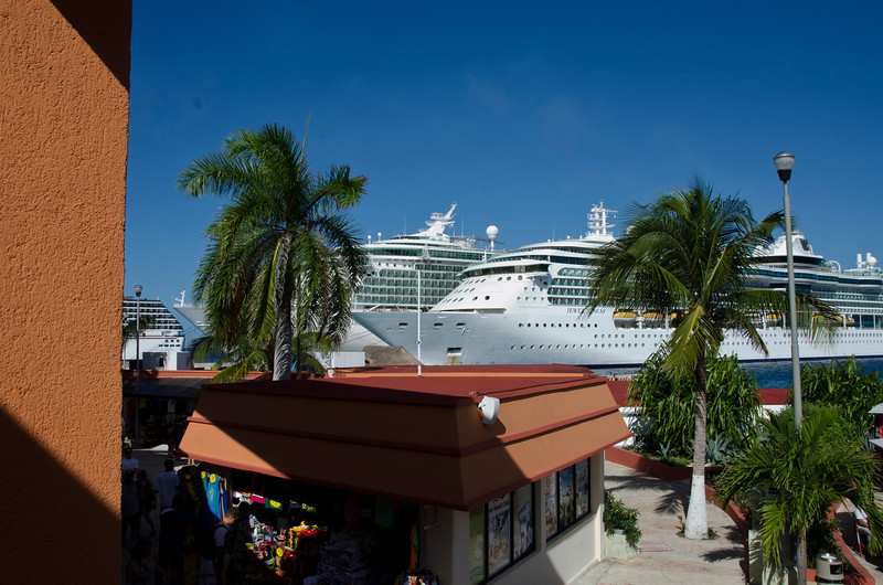 2012 End of the World Cruise