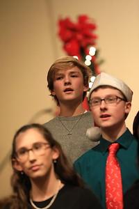 Band and Chorus Christmas Concert 2018