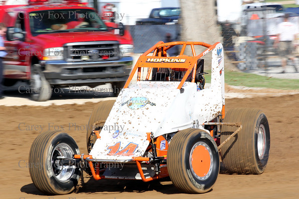 June 13 - Sprints and Modifieds