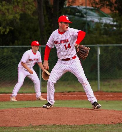 WHS Varsity Baseball vs Augusta  051021