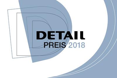 /// DETAIL Preis 2018 | DETAIL Prize 2018