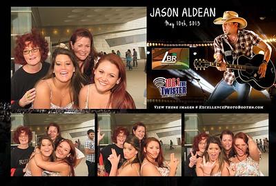Jason Aldean Concert at BOK