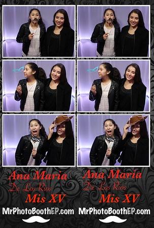 Ana Maria De Los Rios  XV | Oct. 27th 2012