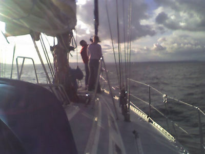 Sailing/Piko/Sailing with Chris and the Barnies