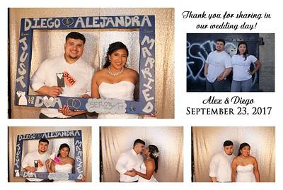 Alex & Diego's PhotoBooth