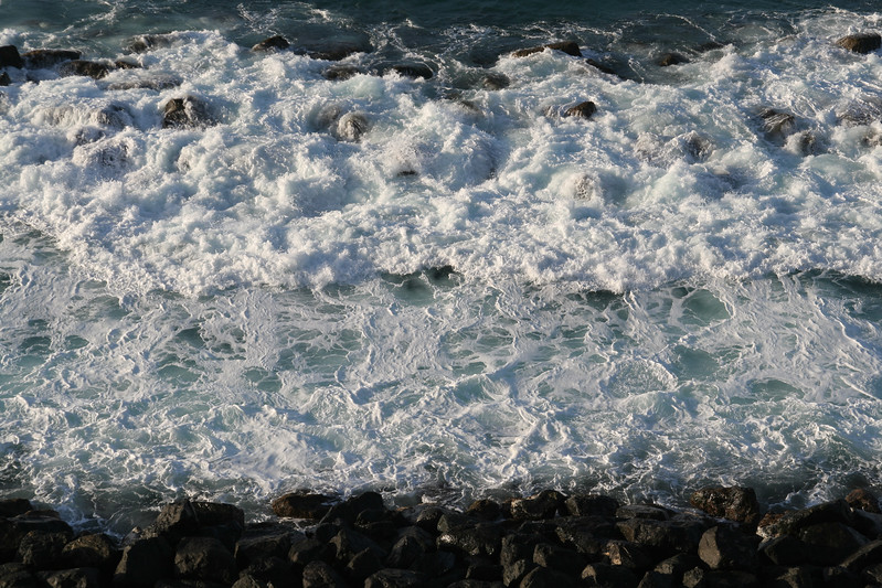 Rocks & Surf