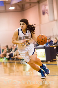 Shrewsbury Girls Basketball Jan 30, 2015