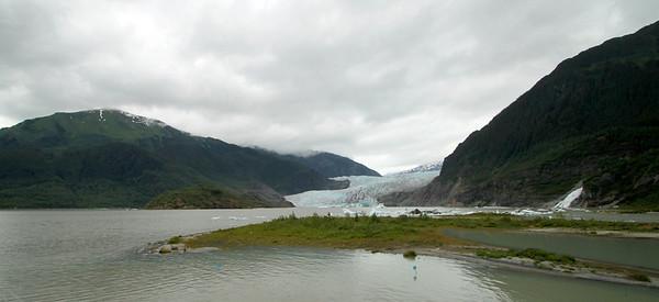 Juneau: Mendenhall Glacier