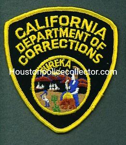 California Dept of Corrections