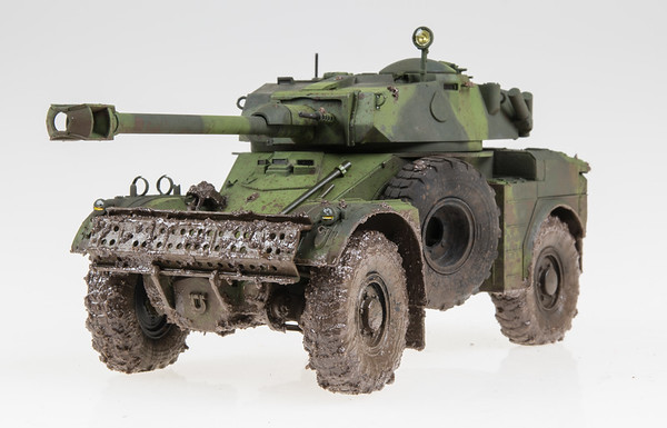 1:35 Scale Armor