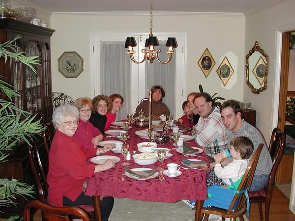 2000F Thanksgiving