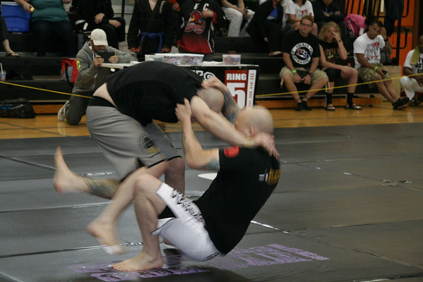 May 2013 NYS-HGC Submission Grappling