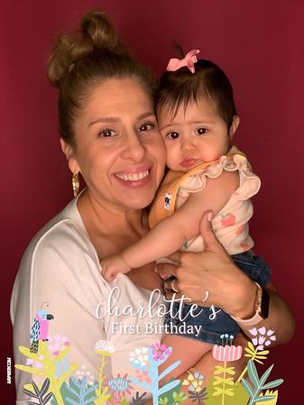 Charlottes First Birthday