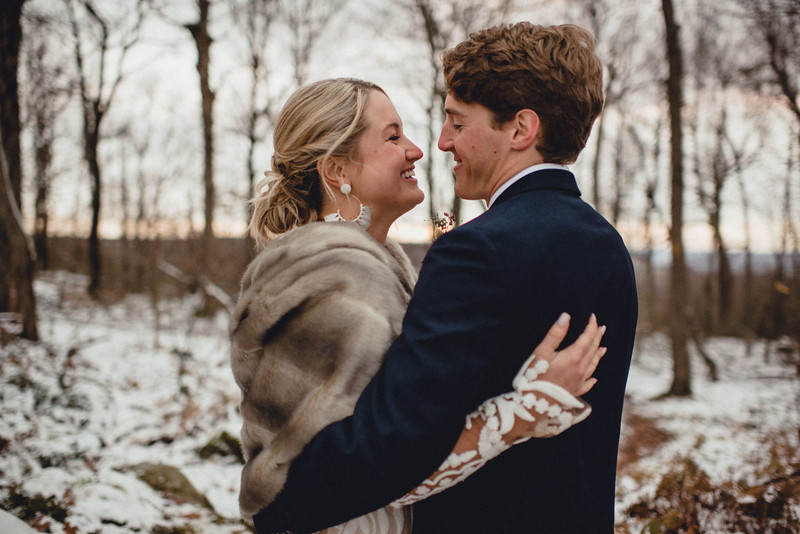 Requiem Images - Luxury Boho Winter Mountain Intimate Wedding - Seven Springs - Laurel Highlands - Blake Holly -1383.jpg