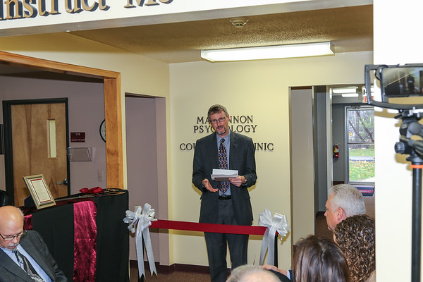Ribbon Cutting Ceremony – MacKinnon