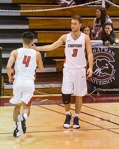 11-29-18 Chapman Basketball