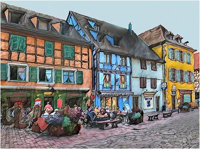 Alsace - Grand Est Fantasy