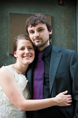 Emmanuel and Katie Wedding