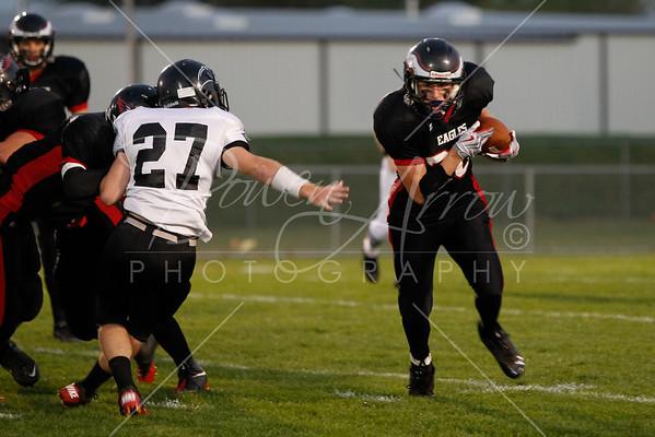 Fremont vs Prairie Heights 9-24-10