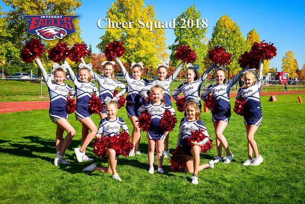 2018 Cheer Squad