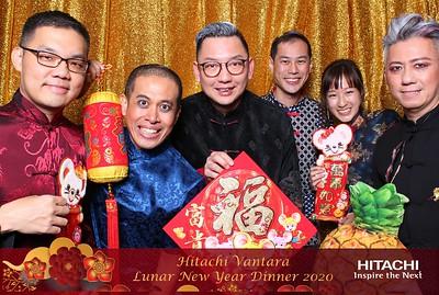 Hitachi Vantara Lunar New Year 2020 Photobooth Album