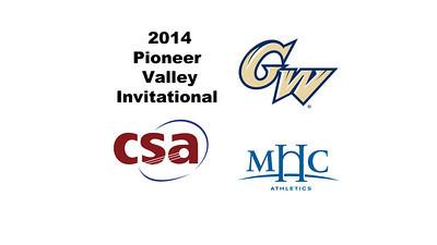 2014 Pioneer Valley Invitational Video