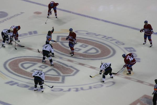Tampa Bay vs Canadiens 14-12-06