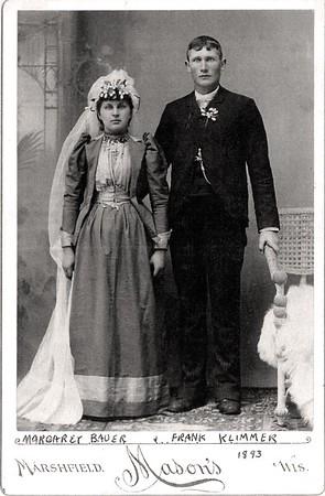 Klimmer Family