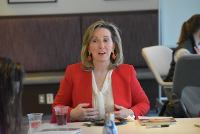 03.10.2020 Women in Leadership: a Conversation with Rep. Barbara Comstock and Rep. Gwen Graham