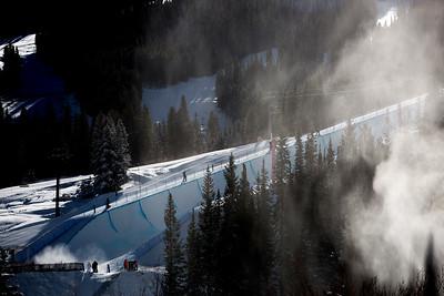 2017 Toyota U.S. Snowboarding Grand Prix - Copper, CO
