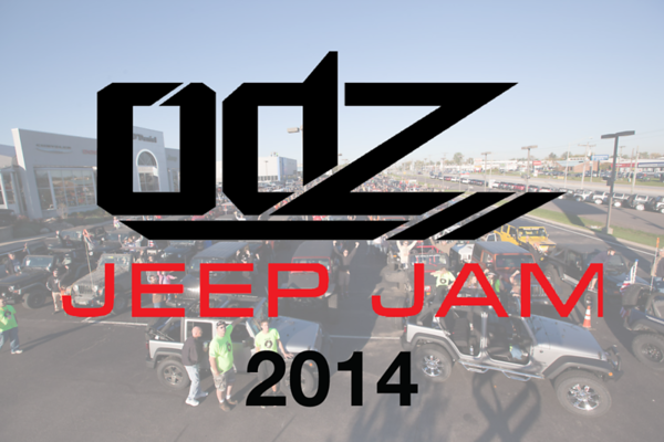 2013 Jeep Jam Clips