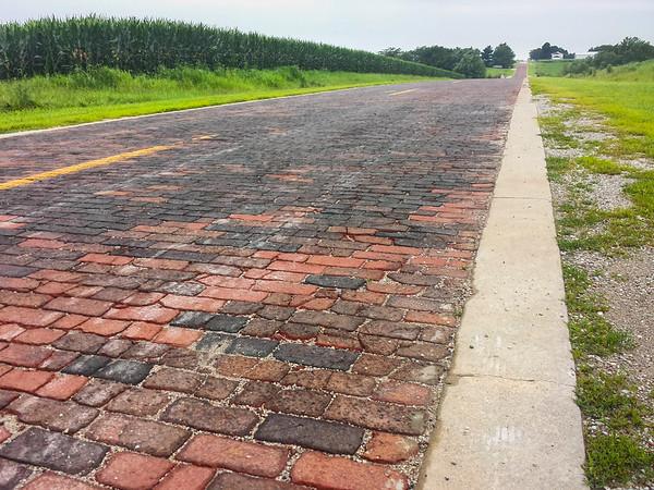 Route 66 Part 1 - Illinois through Texas
