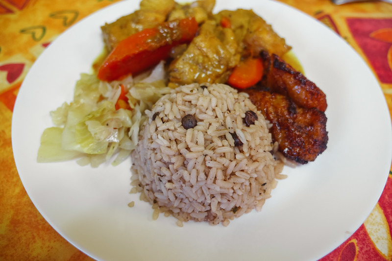 Rice & Peas - Jamrock Cuisine Restaurant