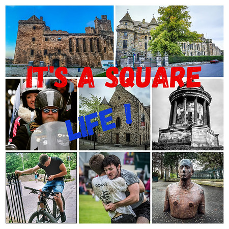 It's A Square Life