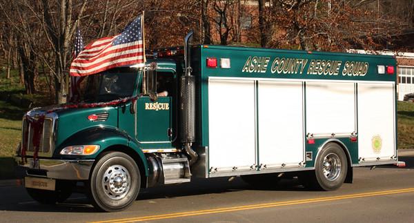 Ashe County Rescue Squad